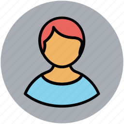avatar, character, face, image, user icon