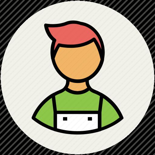 avatar, boy, child, kid, man, person, school boy icon