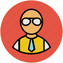 avatar, gentleman, image, man, man face, person, profile, user icon
