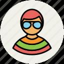 avatar, boy, boy face, person, schoolboy icon