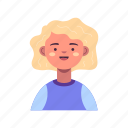 avatars, girl, woman, female, profile