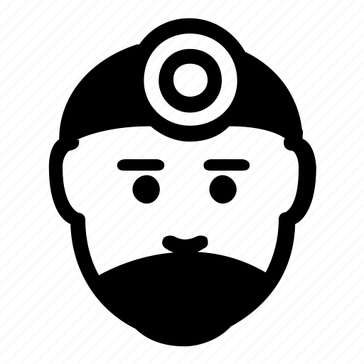 dentist, emoticon, healthcare, man, medical, occupation, user icon