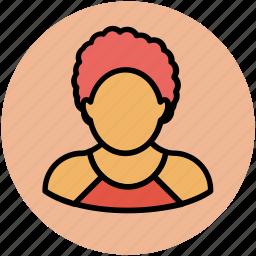 avatar, female, feminine, lady, lady face, madam, woman icon