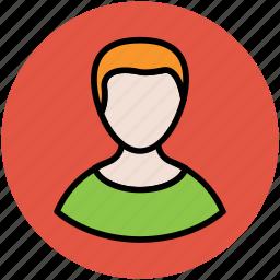 avatar, boy, child, kid, student face icon