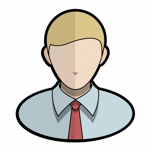 avatar, business, cubicle, office, profile, user icon