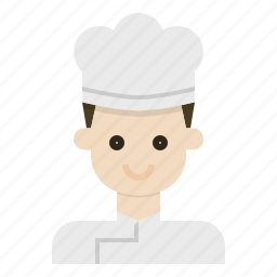 avatar, chef, cooker, restaurant icon