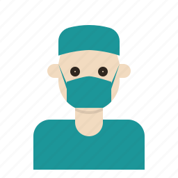 avater, doctor, medical, operation icon