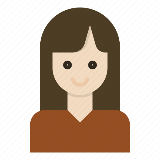 avatar, hair, long, straight, style icon