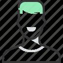 avatar, boy, face, hair style, male, man, smile icon