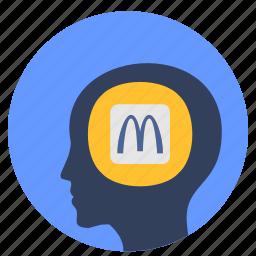 avatar, eat, fast, food, head, man icon
