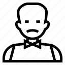 avatar, boy, gentalman, male, man, person, user icon