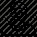 avatar, boy, male, man, person, tird, user icon