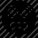 emotag, emoticon, funny emoji, happy emoji, smiley, tongue out emoji icon
