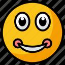 emoji, emotag, emoticon, happy emoji, smiley icon