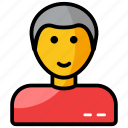 boy, human avatar, male, man, person, teenager icon