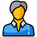 adult, boy, human avatar, male, man, person icon