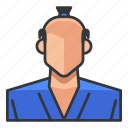 asian, avatar, man, profile, user icon