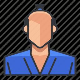 asian, avatar, man, profile, user icon