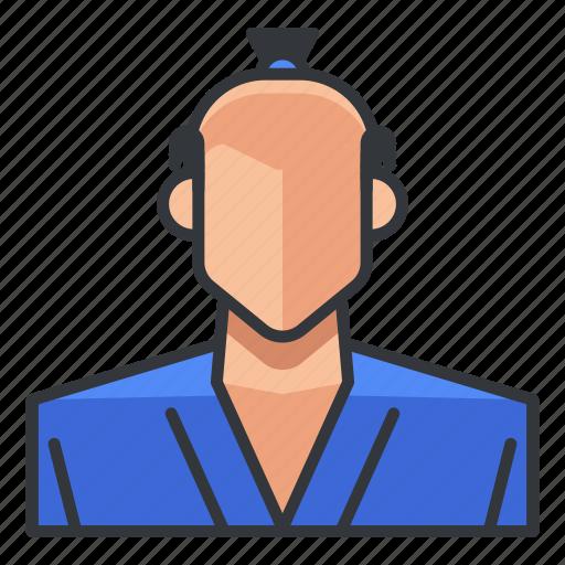 Profile, asian, user, avatar, man icon - Download