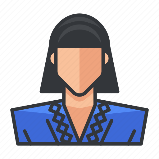 asia, asian, avatar, female, profile, user, woman icon