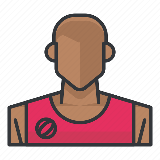 avatar, basketball, male, man, profile, user icon