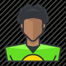 avatar, female, gangster, profile, user, woman icon