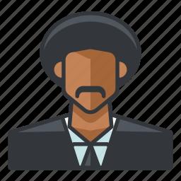 avatar, jules, profile, user, winnfield icon