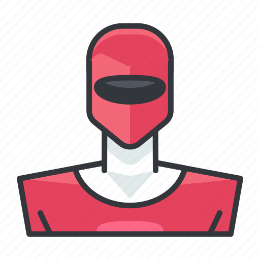 avatar, pink, power, profile, ranger, user icon