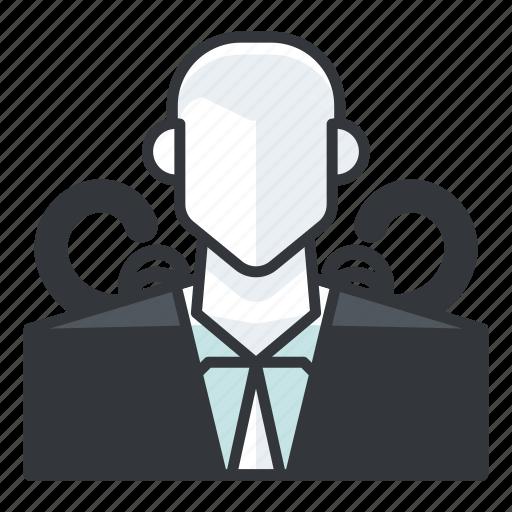 avatar, killer, profile, scary, user icon