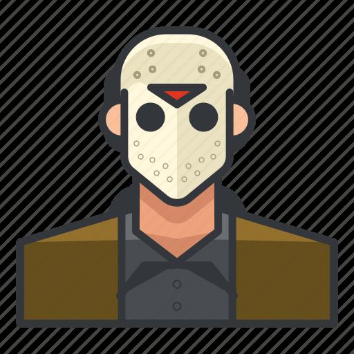 avatar, killer, murderer, profile, serial, user icon