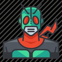 avatar, hero, profile, super, superhero, user icon