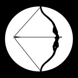avangers, bow and arrow, hawkeye, marvel icon