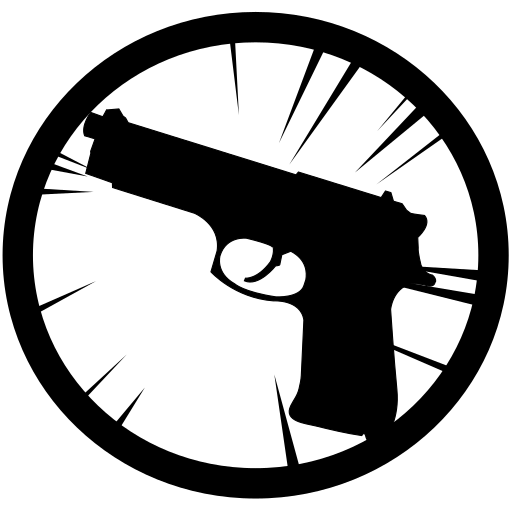 Avangers, black widow, marvel, weapon icon - Free download