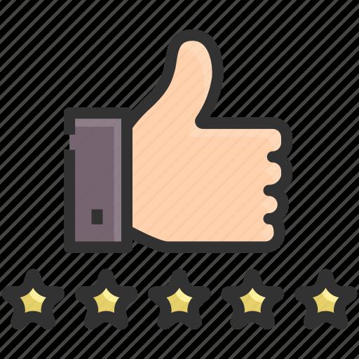 achievement, award, celebration, certificate, hand, reward, success icon