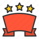 badge, champion, flag, sign, winner icon