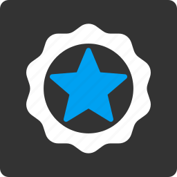 award, seal icon