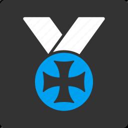 maltese, medal icon