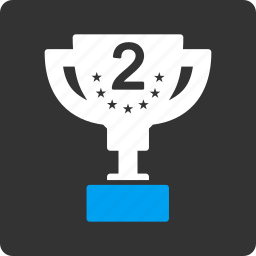 prize, second icon
