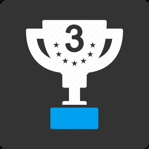 prize, third icon