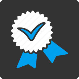 seal, validation icon