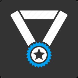 medal, winner icon