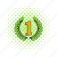 comics, first, halftone, laurel, one, place, wreath icon