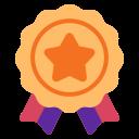 achievement, award, badge, medal, success, trophy, winner icon