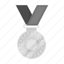 award, medal, prize, reward, ribbon, trophy, winner