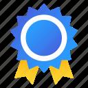 award, badge, reward, victory