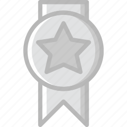 award, prize, star, trophy, winner icon