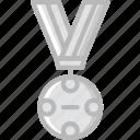 award, medal, prize, trophy, winner