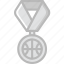 trophy, winner, medal, prize, award icon