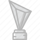 award, prize, trophy, winner icon