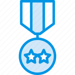 award, medal, prize, star, trophy, winner icon